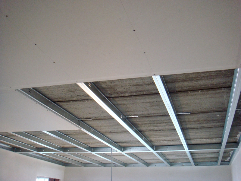 Wanden en plafonds | Nicovan Interior Construction